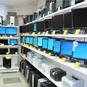 Компьютерные магазины Нягани