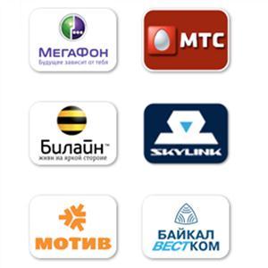 Операторы сотовой связи Нягани