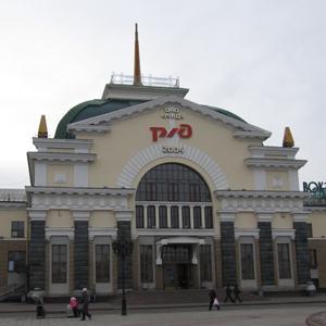Железнодорожные вокзалы Нягани